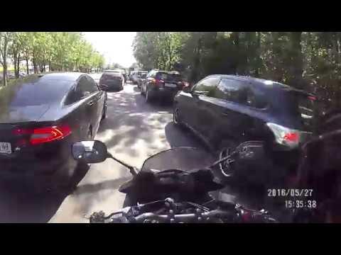 О чем говорят мотоциклисты: мгновений весны