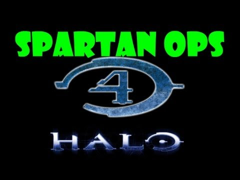 Halo 4 Spartan Ops: KICKASS! | Breaking Details on Some Epicness!