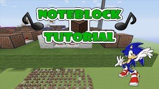 """getlinkyoutube.com-Sonic Doorbell - Note Block """"Tutorial"""" (Minecraft Xbox/Ps3)"""