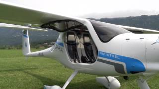 getlinkyoutube.com-Flying Pipistrel's Electric Airplane
