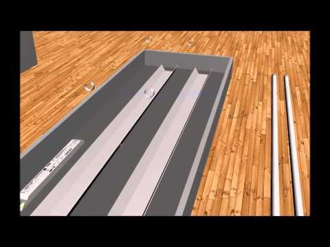 Videotutoriál zapojení světla do krytu 2x54W T5 | Rostlinna-akvaria.cz