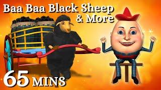 getlinkyoutube.com-Baa Baa Black Sheep | Humpty Dumpty Kids Songs & More 3D English Nursery Rhymes For Children