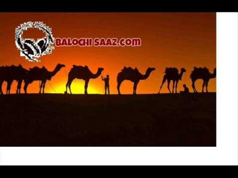 cham tai banda nachara man ra by abdo powered by Balochi Saaz