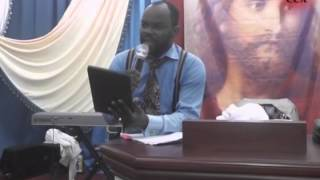 """getlinkyoutube.com-Pasteur Atapis Ngyamba """"God talked to Moses"""""""