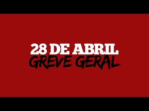 28 de Abril Greve Geral