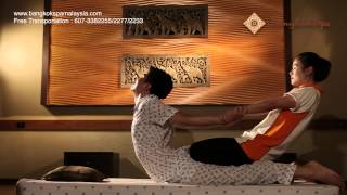 BANGKOK SPA - Traditional Thai Massage in Johor Bahru