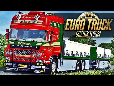 Caminhão do Peixe - Euro Truck Simulator 2