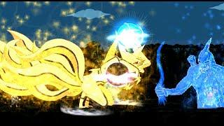 getlinkyoutube.com-Naruto Rikudo Senjutsu and Sasuke Rinnegan VS Madara Uchiha in M.U.G.E.N