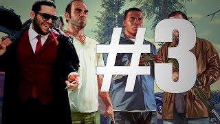 Grand Theft Auto V : Hesham afifi #3 - #3 قراند زفت اوتو حرامي السيارات - هشام عفيفي #العف