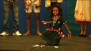getlinkyoutube.com-Little Star at the 2014 Seattle Ethiopian Summer Festival
