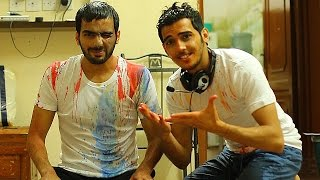 تحديات - أغرب تحدي بــ يوتيوب ! مع أخوي ((^^