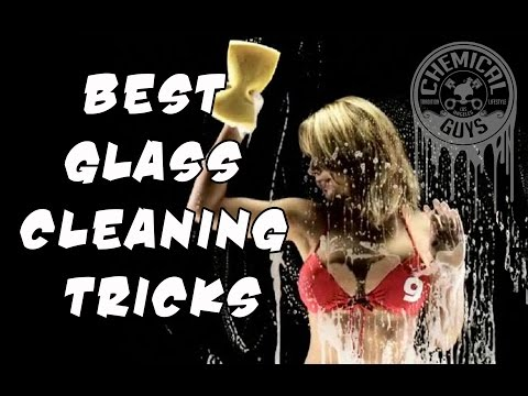 Best Glass Cleaning Tips and Tricks - Chemical Guys Two Towel Method & Signature Glass Cleaner