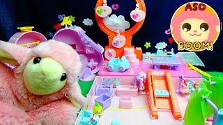 getlinkyoutube.com-ここたま魔法使いプリキュアショッピングモールでかくれんぼ♥おもしろおもちゃアニメ