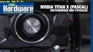 getlinkyoutube.com-Nvidia Titan X (Pascal) Test / Review | Ersteindruck der 1.300-Euro-Karte