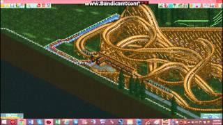 Open RCT2 Wonder Cove Amusement Park (My favorite park I have ever made)