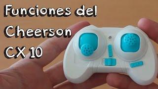 getlinkyoutube.com-ANALISIS DEL CONTROL CX 10 EN ESPAÑOL: Calibrar el quadcopter, acrobacias y estabilizacion
