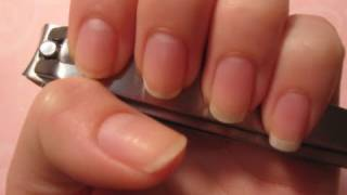 getlinkyoutube.com-How I Shape My Nails!