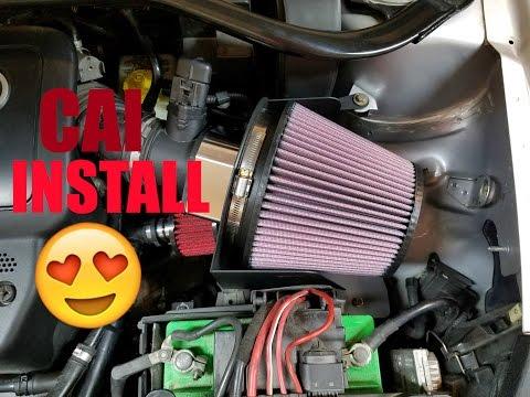 42 Draft Designs CAI Install | Audi TT