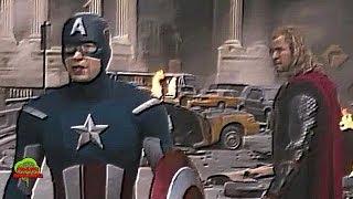 Minang Kocak Versi Avengers Part 10