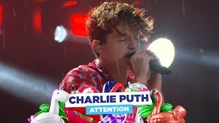 Charlie Puth   'Attention' (live At Capital's Summertime Ball 2018)