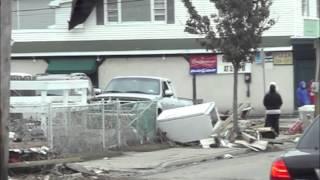 getlinkyoutube.com-HURRICANE SANDY Hazlet-Union Beach-Destruction