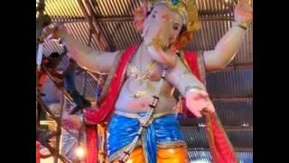 getlinkyoutube.com-Ganesh aagman 2015 Mumbai