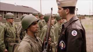 getlinkyoutube.com-Band of Brothers - Easy Company got trouble with Captain Sobel