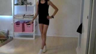 getlinkyoutube.com-10 year old girl dancing single ladies- Mrs.Lola