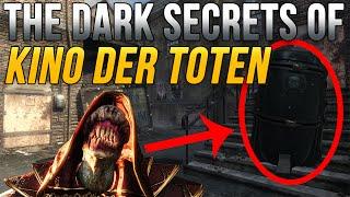 The Hidden Secret in Kino Der Toten | Nova 6 Crawlers and Vril Identity Revealed | Zombies Storyline