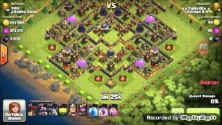 getlinkyoutube.com-TH9 Titan || .Dragon Raid over 4400