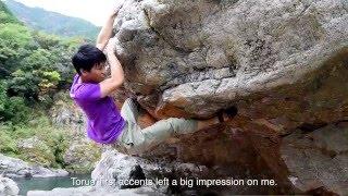 getlinkyoutube.com-THE NORTH FACE Rock Trip #01 SHIKOKU