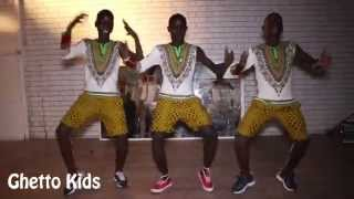 Ghetto Kids dancing to Center by Temple in London R.I.P. ALEX