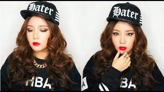 [ENG sub] Hyuna 'Crazy' Makeup Tutorial | 泫雅'Crazy'仿妆教程
