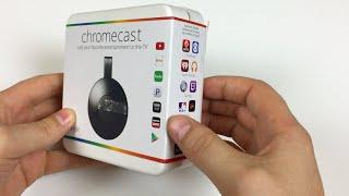 getlinkyoutube.com-Google Chromecast 2 Unboxing and Setup - Giveaway