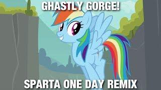 getlinkyoutube.com-Rainbow Dash - Ghastly Gorge! [Sparta One Day Base]