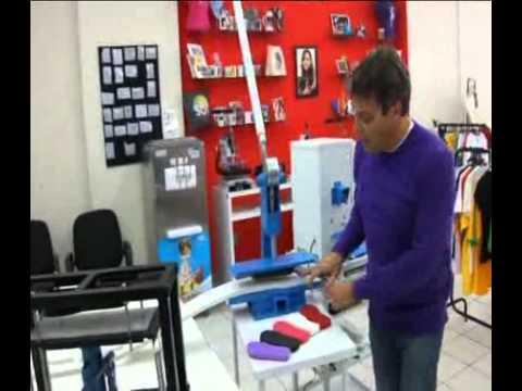 Compacta Print - Comparativo Entre Máquinas de Chinelos