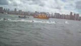 getlinkyoutube.com-FIna 10km Marathon Swimming World Cup 2008 Santos Brazil