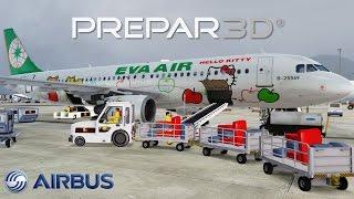 getlinkyoutube.com-Flight Simulator 2016 Prepar3D v3.2 [Epic Realism]