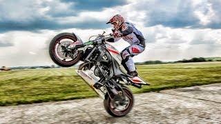 World's Best Motor Freestyler! - Bike Stunt - Troger Mokus width=