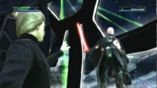 getlinkyoutube.com-Star Wars: Return Of The Jedi: Luke vs Vader Unleashed