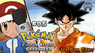 Pokemon Battle Character 5: Ash Ketchum Vs Son Goku