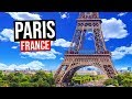 PARIS - FRANCE (city tour & must-see tourist attractions in 2 minutes)