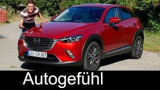 getlinkyoutube.com-Mazda CX-3 FULL REVIEW test driven Sportsline/Grand Touring 2017