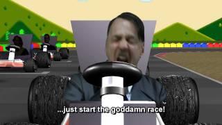 getlinkyoutube.com-Super Hitler Kart