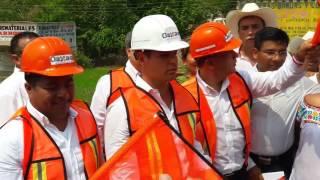 Con libramientos, se busca conectar a todo Oaxaca: Alejandro Murat