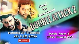 Double Attack 2 2017 | Thani Oruvan (2015) | Full Movie In Hindi