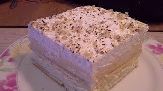 getlinkyoutube.com-Ledene Kocke recept - Ice Cake recipe