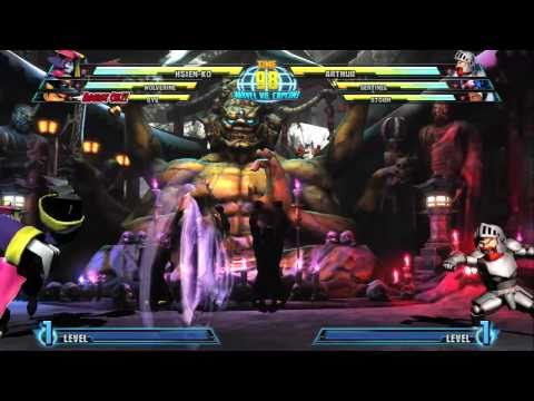 Marvel vs. Capcom 3 Gameplay Video #16