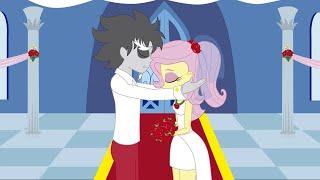 getlinkyoutube.com-[Rus Sub] Bride of Discord - Equestria Girls - fragment episode 10 (The Confession)