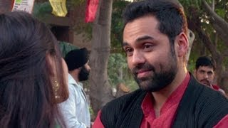 getlinkyoutube.com-Abhay Deol's connection with Sonam Kapoor | Raanjhanaa